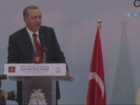 Erdoğan'ın Gine Devlet Başkanı'na Doğum Günü Jesti