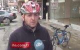 Bisiklet Sürücüsüne Radar Cezası Kesmek
