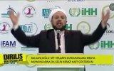 Kırmızı Kart Gösteren Hoca  Metin Balkanlıoğlu