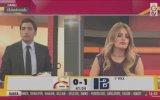 Başakşehir'in 2.Golünde GSTV Spikerinin Bağırmalı Tepkisi