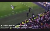 Futbol Tarihine Kazınmış 10 Sıradışı Gol Sevinci