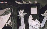Ressamın Gözü  Picasso  Guernica