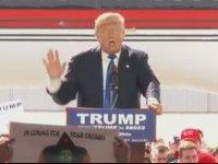 Donald Trump'ın Çığlık Sesinden Korkması