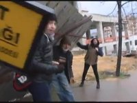 İstanbulluların Fırtına İle İmtihanı
