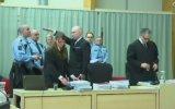 Avrupalı Seri Katiln Nazi Selamı Vermesi