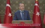 Erdoğan Gitsin Demek Tek Devlet Anlayışı Yıkılsın Demektir