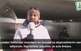 Hollandalı Vatandaşların Ankara Saldırısına Tepkileri