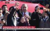 Gençlerin Erdoğan ile Selfie Çekme Mücadelesi
