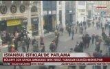 İstiklal Caddesi'nde Patlama Meydana Gelmesi