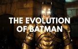 Dizi ve Filmlerden 1943'den Günümüze Batman'in Evrimi