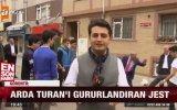 Arda Turan'ın Adının Caddeye Verilmesi