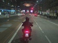 Samsung - Motorsikletler için Akıllı Rüzgarlık