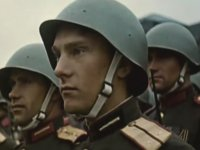 2. Dünya Savaşı Sonrası Sovyetlerin Zafer Kutlaması - General Zhukov