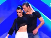İtalyan Yetenek Yarışması - Bachata Performansı