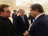 Bono'nun 'Türkiye Dünyaya Nezaket Dersi Verdi' Demesi