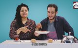 Yabancılar Türk Kahvaltısı ve Dilli Kaşarlı Tost Denerse