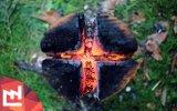 Ağaç Kütüğünde İsveç Ateşi Yöntemiyle Nasıl Mangal Yakılır