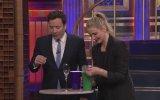 Cameron Diaz ve Jimmy Fallon'dan Eğlenceli Drinko Oyunu