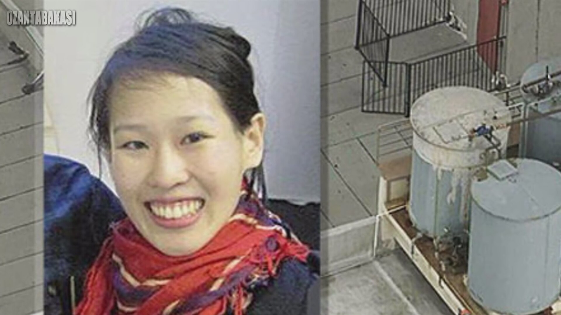 Elisa lam water tank