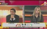 Gs Tv'de Rizespor'un Son Saniyede Attığı Golün Anı