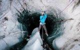 Yürek İsteyen Buz Yapılara Tırmanmak