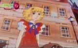 Çiçek Kız   Çizgi Film Nostalji  TRT 1988
