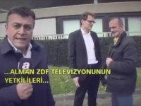 ZDF Yetkililerinin A Haber Ekibine Acayip Sert Tepkisi (Öyle Böyle Değil)