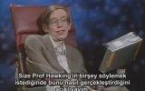 Tanrı, Evren ve Diğer Her Şey Carl Sagan ve Stephen Hawking  1988