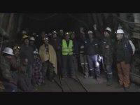 Yeni Çeltek Maden İşçileri Direnişte - Açlık Grevinde!