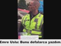 Emre Uslu'nun Protestocusu ile Tartışma Seansı