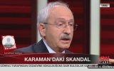 Kılıçdaroğlu'ndan Önüne Yattınız Açıklaması
