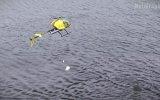 RC Helikopter ile Timsahları Trollemek