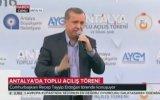 Toprak Uğrunda Ölen Varsa Vatan Yoksa Tarladır  Erdoğan