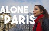 Paris Sokaklarında Yapayalnız Kısa Film Alone in Paris