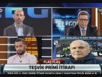 Sadi Tekelioğlu; Futbolcularım Galatasaray'dan Teşvik Primi Aldı