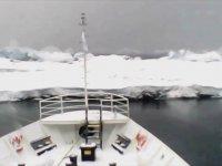 Türk Bilim Adamlarının Zorlu Antartika Yolculuğu Kamerada