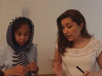 Karayipli Melez Türk Kızının Beyaz Çorap İsyanı