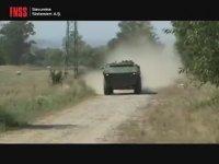 FNSS Pars 8x8 Gerçek Arazi Testleri