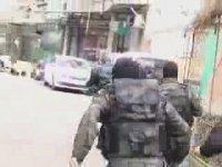 Polisten İnanılmaz Müdahale