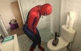 Thor Tarafından Trollenen Spiderman