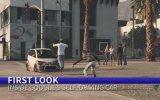GTA V Modunda Google'ın Sürücüsüz Aracı Yüzünden Kimse Güvende Değil