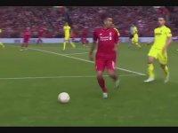 Roberto Firmino'nun Villarreal Maçındaki Zidane Hareketi