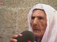TRT Muhabirini Isıran Zombi Nine