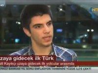 Uzaya Gidecek İlk Türk Halil Kayıkçı