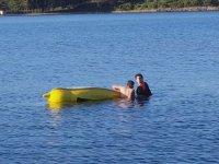 Sinop Akliman'da Deniz Bisikleti Faciası