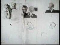 Six Figures Getting Sick - David Lynch (1966)