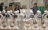 Beethoven'ı Seslendiren Robotlar  Japonya
