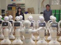 Beethoven'ı Seslendiren Robotlar - Japonya