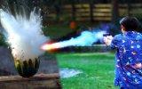 Karpuza Sodyum Mermilerle Ateş Edilirse Ne Olur