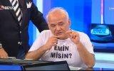 Ahmet Çakar'ın Kazıklı Formayı Giymesi Beyaz Futbol 15 Mayıs Pazar